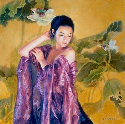 Artist - Jia Lu