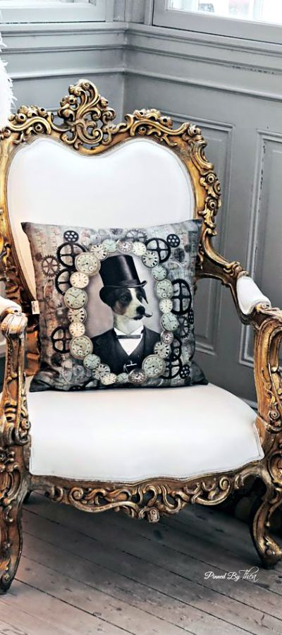 French Flair D 233 Cor Please Be Seated Pinterest