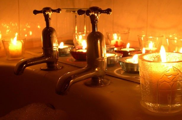 1000 Images About San Valentin Con Velas On Pinterest El Camino We Heart It And Romantic