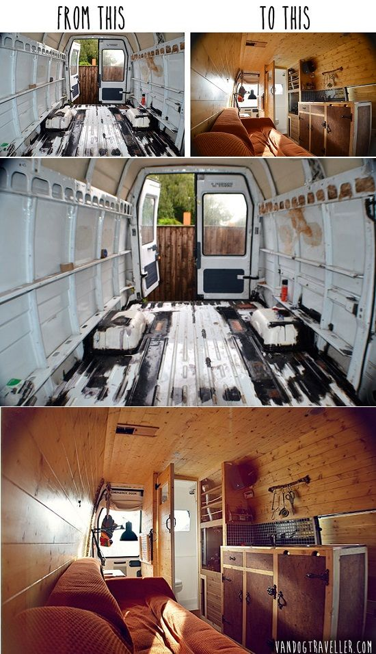 48 Interior Design Ideas For Camper Van Misc Pinterest New Van Interior Design