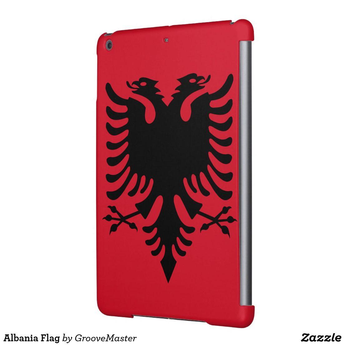 Albania Flag iPad Air Case | Albania, Ipad air case and Ipad air