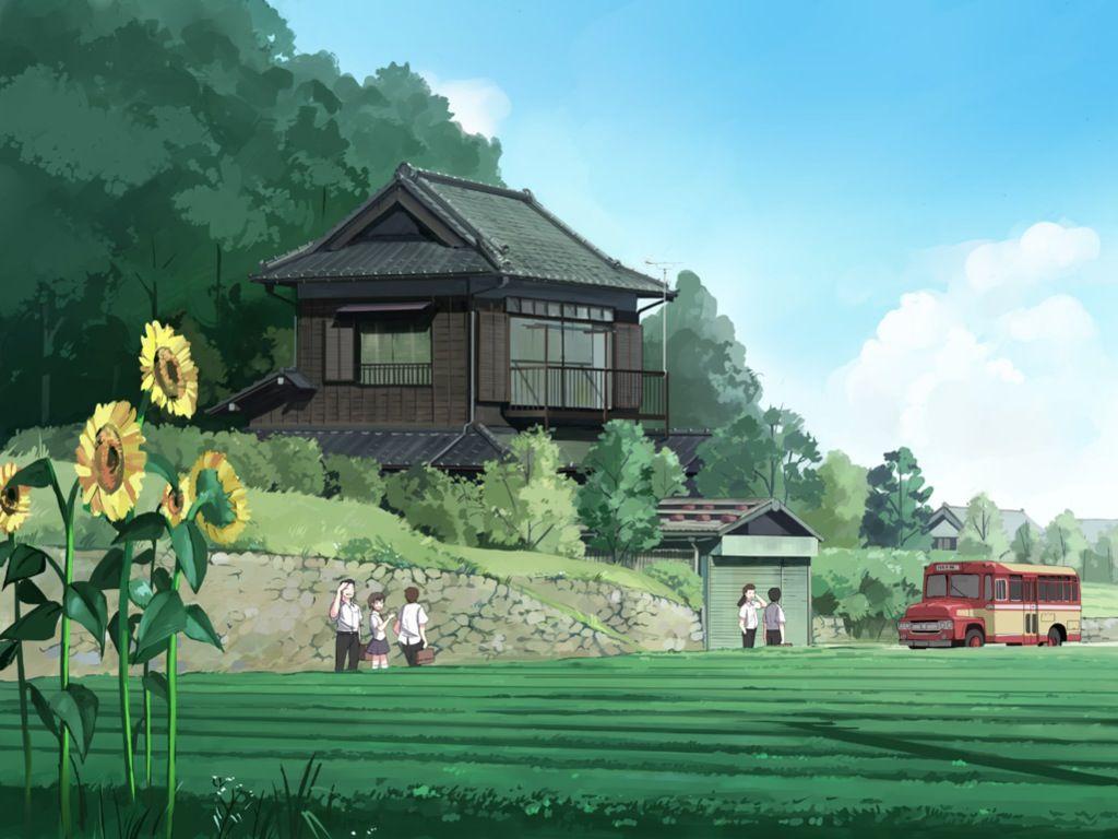 画像 ハイクオリティ壁紙 切ない懐かしい死にたくなる青春の夏の画像 250枚 Naver まとめ Drawing Scenery Anime Summer Ghibli Artwork
