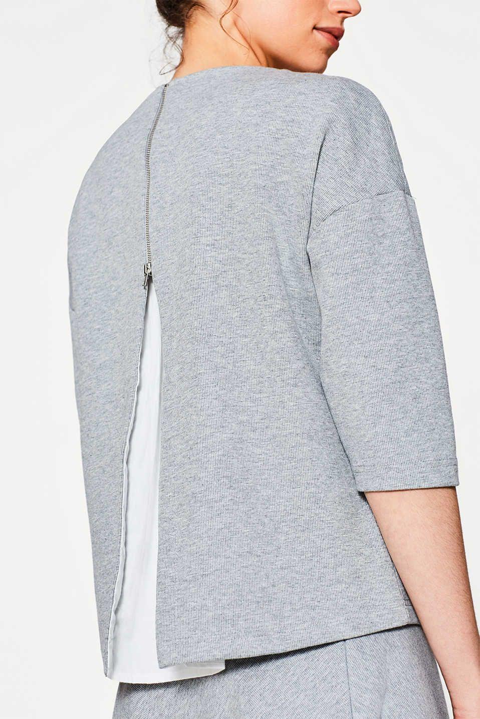 ccb9bec2 Gepflegtes Sweatshirt mit Layer-Effekt | ESPRIT | Girls Fashion ...