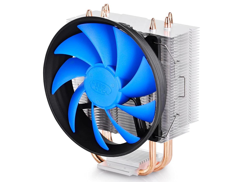 Deepcool Gammaxx 200 Cpu Cooler Review In 2020 Fan Cooler Reviews Cooler Master