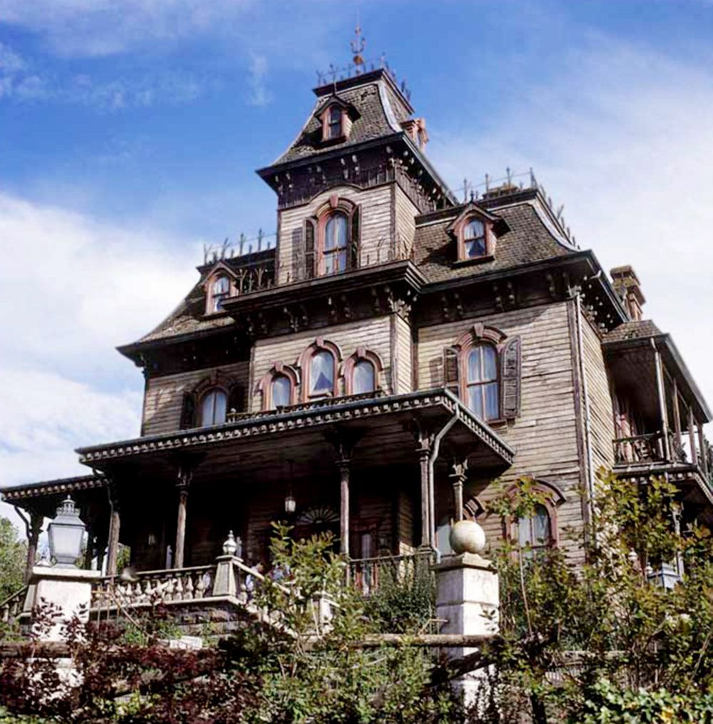 Haunted Mansion by iKink-Stock on DeviantArt