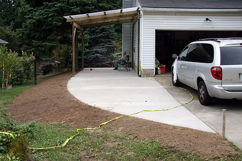 » How To Built A Carport Building a carport
