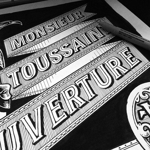 Monsieur Toussaint Louverture on Behance