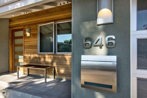 modern mailbox ideas. Modern House Mailboxes Ideas Stainless Steel Mailbox U