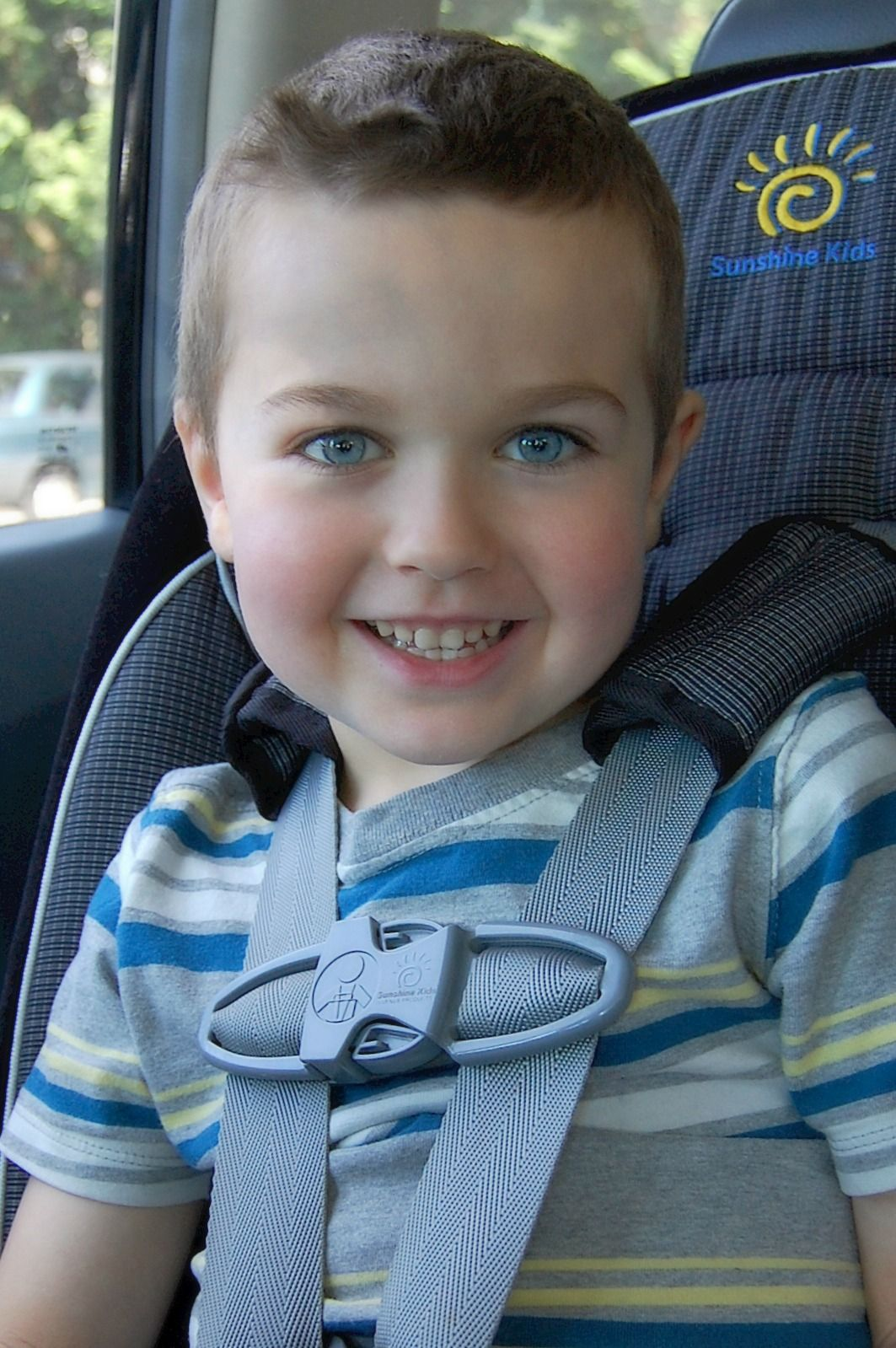 Child When To Change Car Seats And Positions Infant