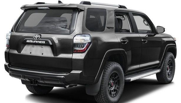 2017 Toyota 4runner Release Date