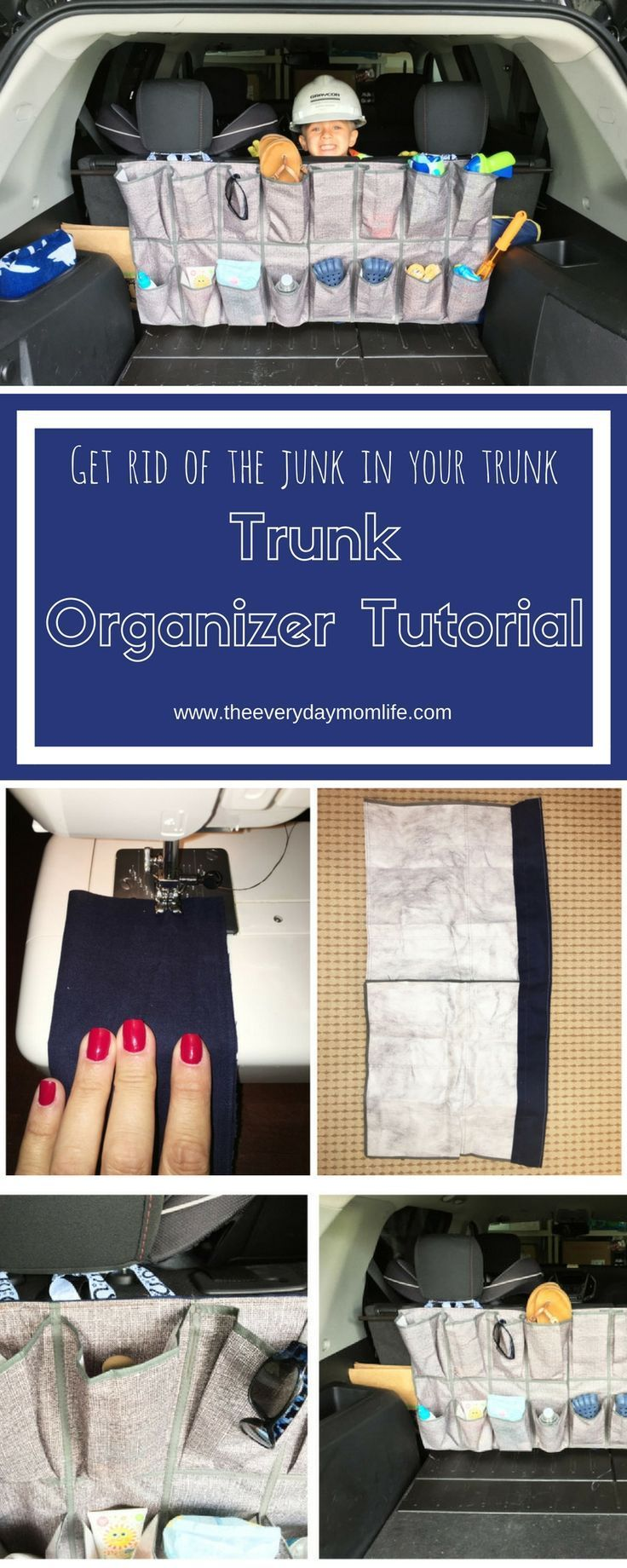 Get rid of the junk in your trunkwithout working out