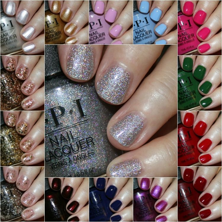 Opi The Nutcracker And The Four Realms Opi The Nutcracker And The Four Realms Nail Lacquer Collection Opi Gel Nails Winter Nails Opi Opi Gel Polish