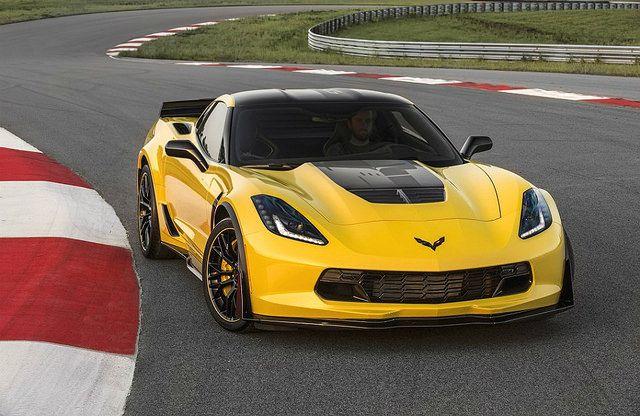 2016 Chevrolet Corvette Z06 C7 R Release Date
