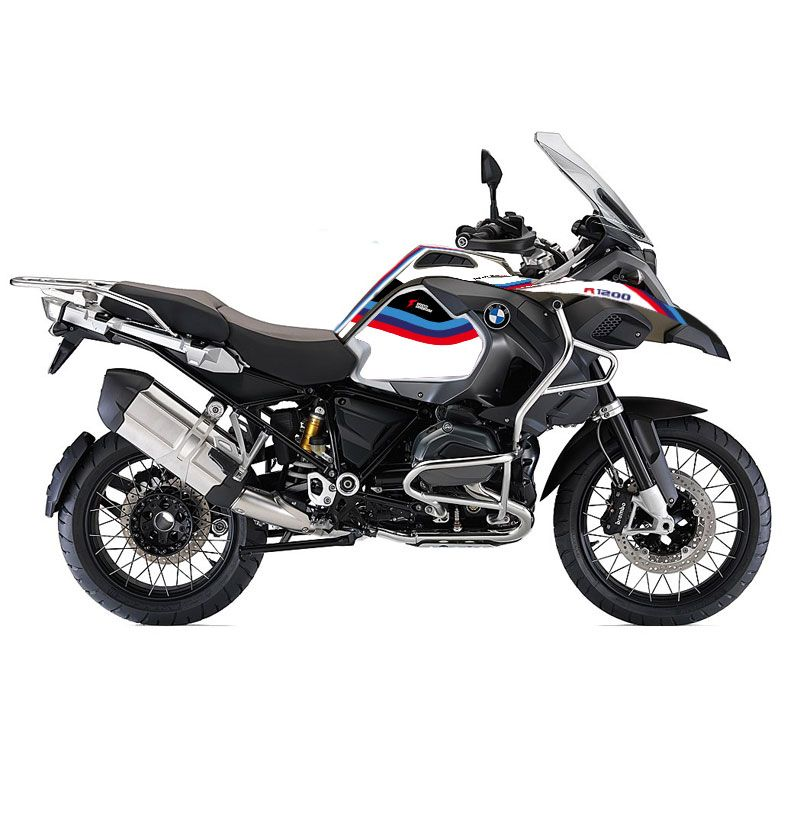 BMW R GS ADV RALLY Effetti Adventure BMW GS - Bmw motorcycle stickers decals