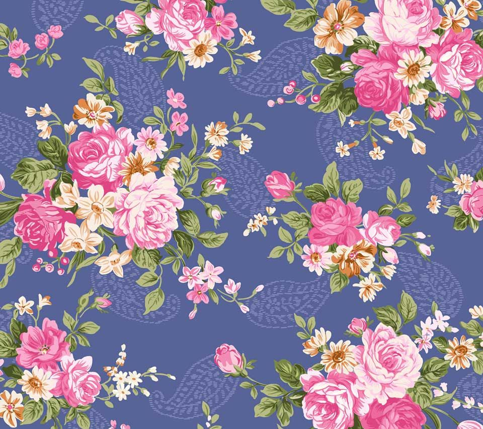 Iphone wallpaper tumblr retro - Explore Vintage Floral Wallpapers And More