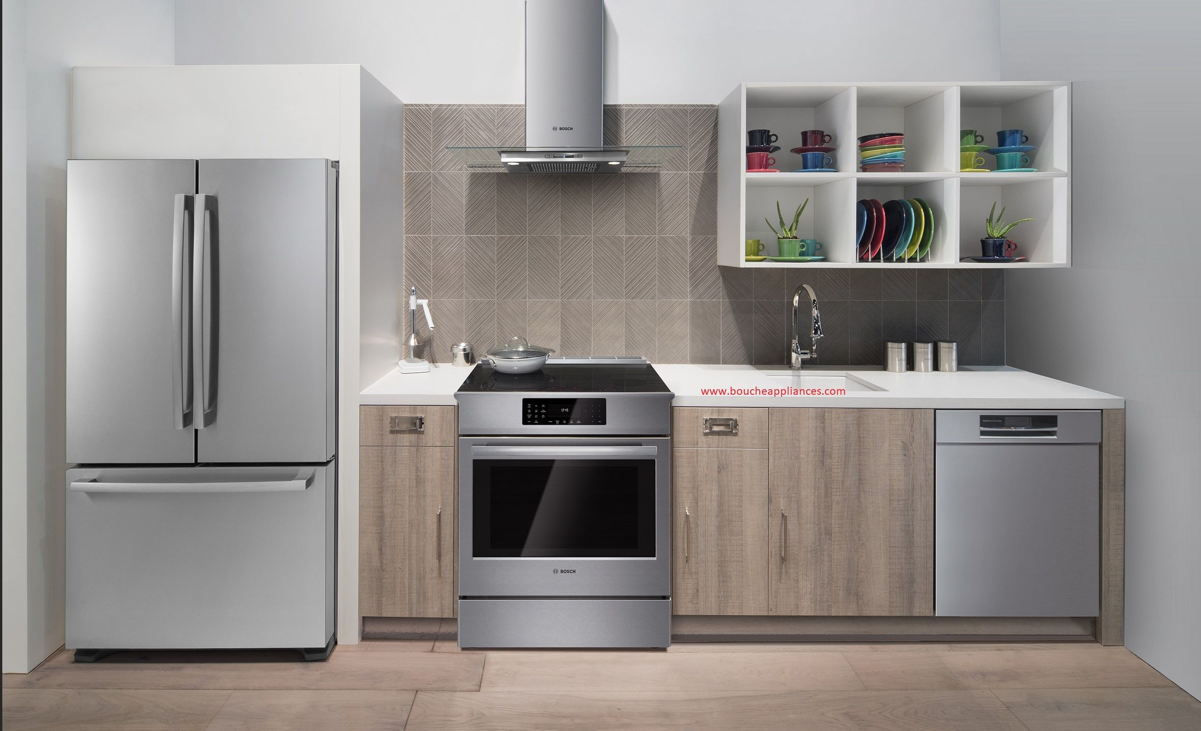 Small Kitchen Footprint Bosch 800 Series Big On Style Quality