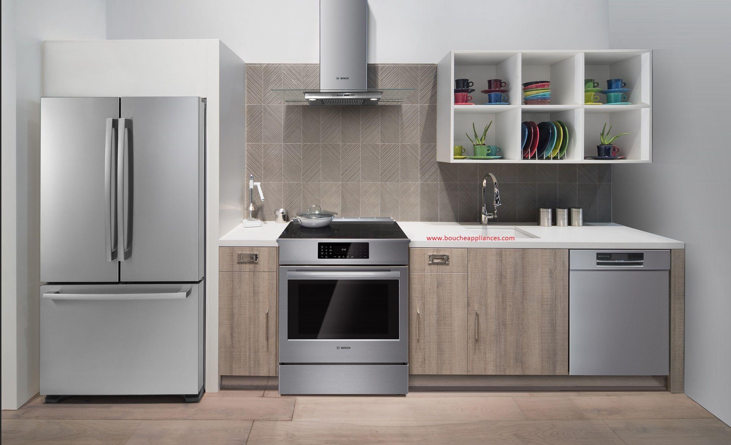 Small Kitchen Footprint Bosch 800 Series Big On Style