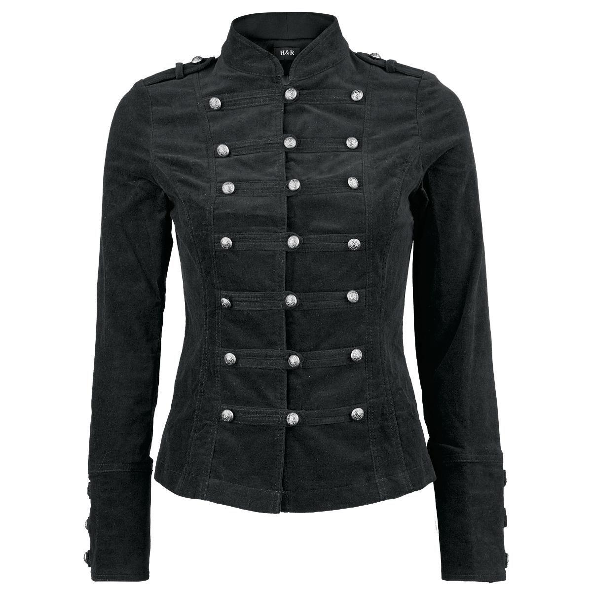 black velvet jacket by h london. | Black velvet jacket