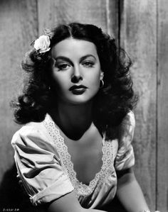Hedy Lamarr, 1941 ||#sexy #hcondoms curated by your friends at hollywoodcondoms.com #classicactresses