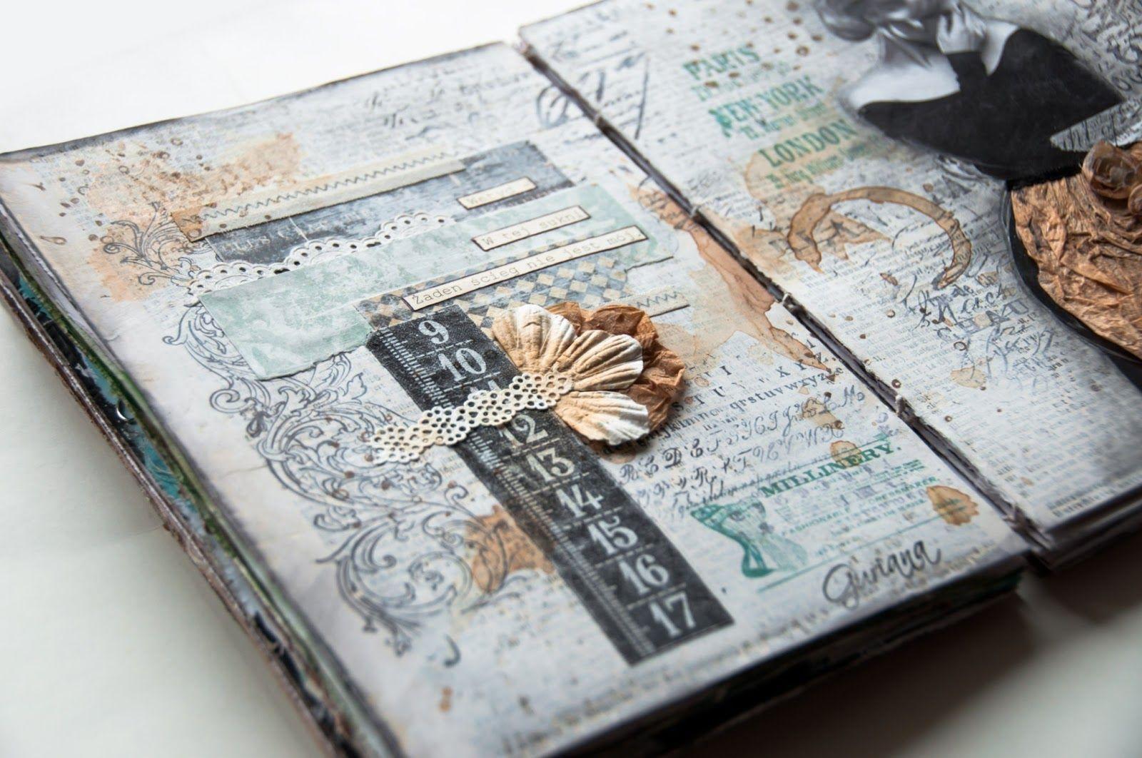 Guriana: wędrujący art journal