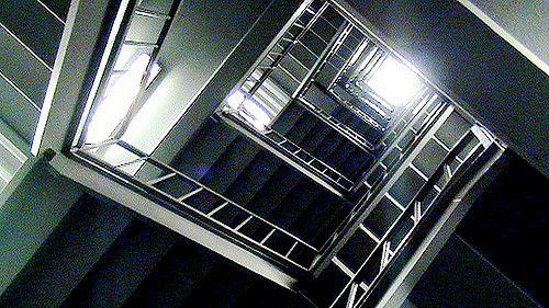Elevators out of service at Geisel? (Lets hope not!)   Flickr