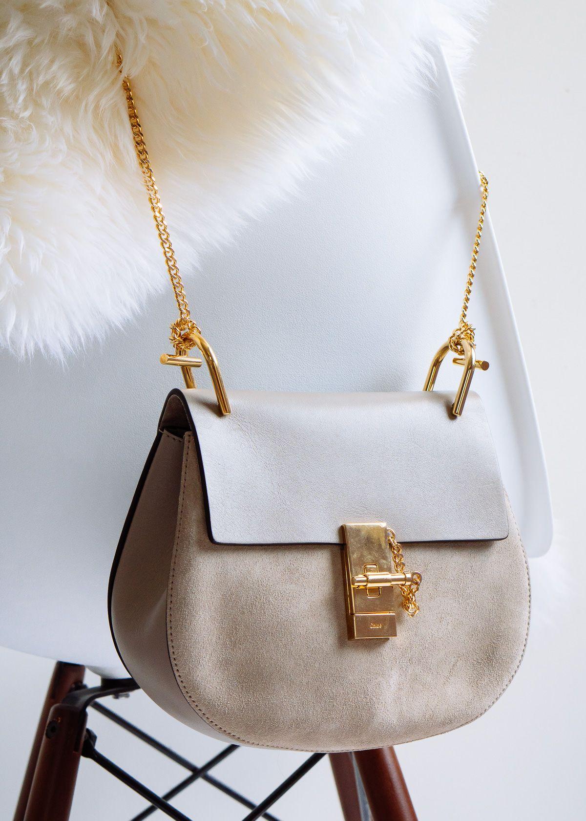 5619ffa150c5 In My Bag: A Day With the Chloé Drew Bag | Purses | Chloe drew bag ...