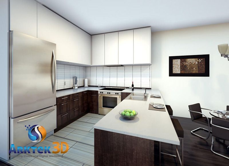 3d Architecture Interior Rendering With Images Interior Rendering