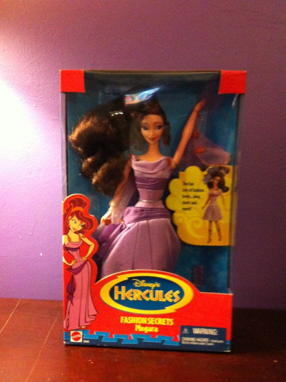 Women S Secret Toys : Fashion secrets megara doll from disney s hercules