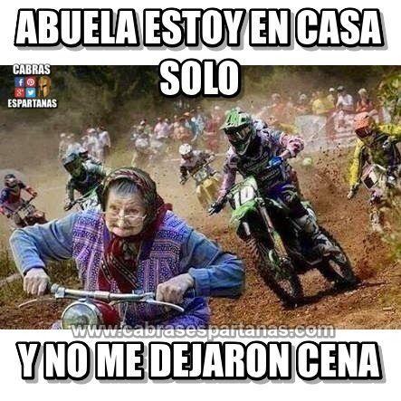 Memes De Abuelos
