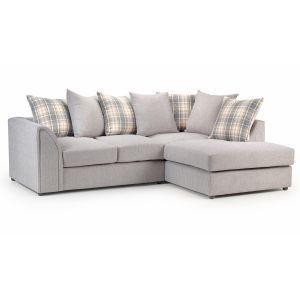Nevada Fabric Corner Sofa
