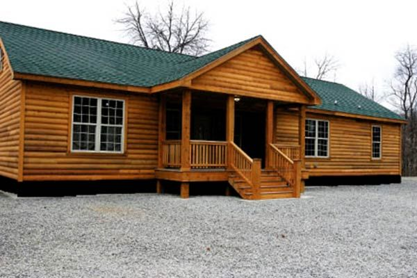 Triple Wide Mobile Homes For Sale In Oklahoma Sovremennye Amerikanskie Karkasnye Log Cabin Mobile Homes Log Cabin Homes Remodeling Mobile Homes