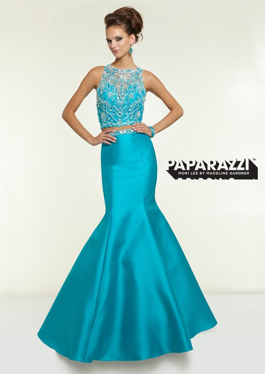 Mori Lee Paparazzi 97126 | Products | Pinterest | Products