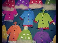 Winter Clothing Craft Ideas For Toddlers Crafting