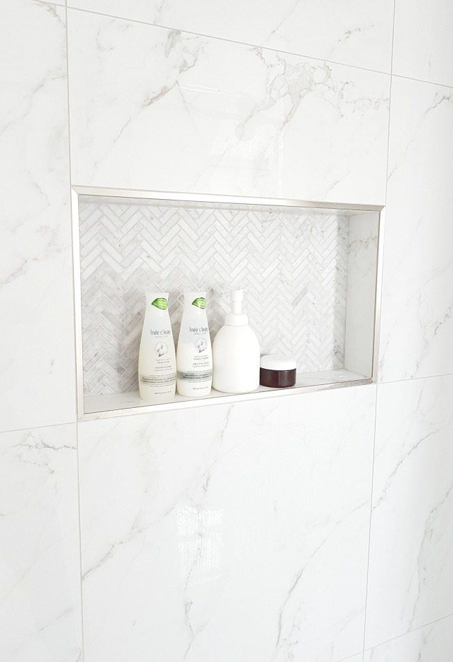 Photo of Design a Gorgeous Marble Shower (on a budget!)