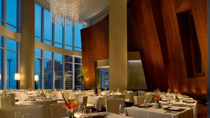 5 Star Restaurants In Chicago Il Illinois Downtown