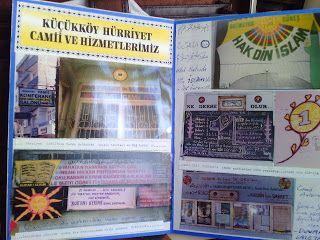 Cami Hizmet Evi ((( CHE ))): 2004 Yılında Açtığımız...((( Che )))=Cami Hizmet E...