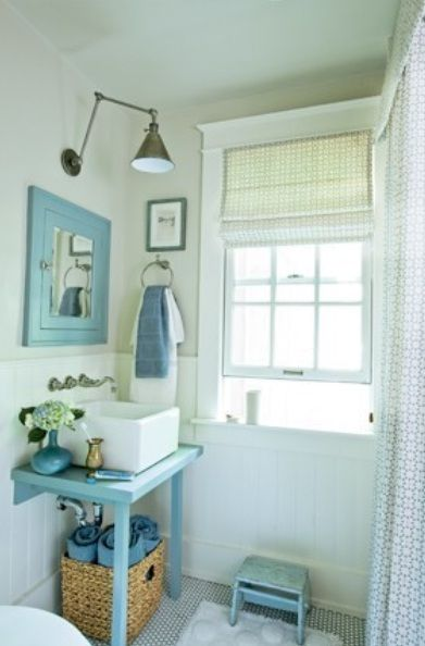 Decorating Ideas For Small Bathrooms Image Of Decor Ideas For