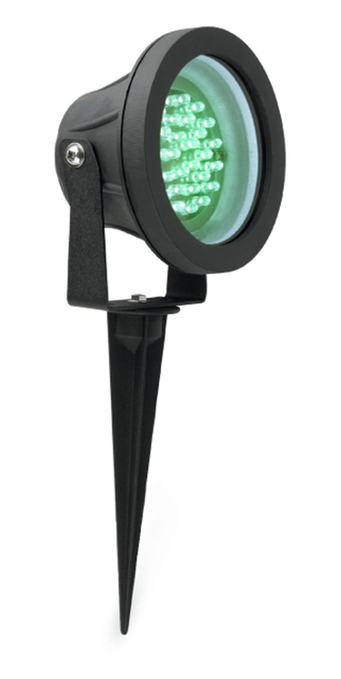 Estaca pincho led para jard n 3w jardin verano for Luces led jardin