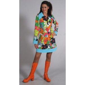 D guisement hippie woodstock femme 60 39 s luxe - Look hippie femme ...