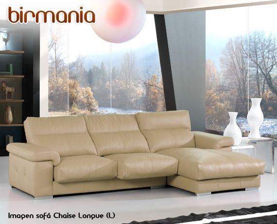 El sofá Birmania de HOME es uno de los modelos más exclusivos que encontrará en nuestra tienda online. Su sentada suave y adaptable le proporcionará un confortable descanso, gracias a sus asientos perfilados. Está disponible en múltiples medidas, de forma que usted podrá elegir el que mejor se ajuste a las necesidades de su hogar.