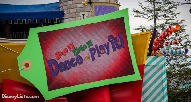 10 Facts and Secrets About Move It! Shake It! Dance & Play It! Street Party at Disney's Magic Kingdom - DisneyLists.com