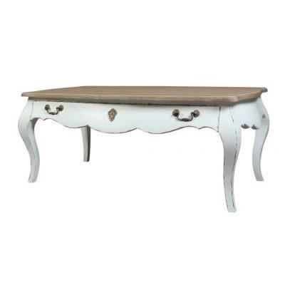 Table basse table basse baroque blanche maison en 2019 - Table basse baroque blanche ...