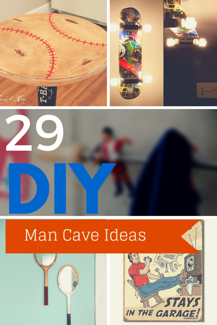 29 Incredible Man Cave Ideas On A Budget Diy Projects Man Cave Diy Man Cave Basement Man Cave