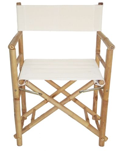 Charmant Bamboo Directoru0027s Chair