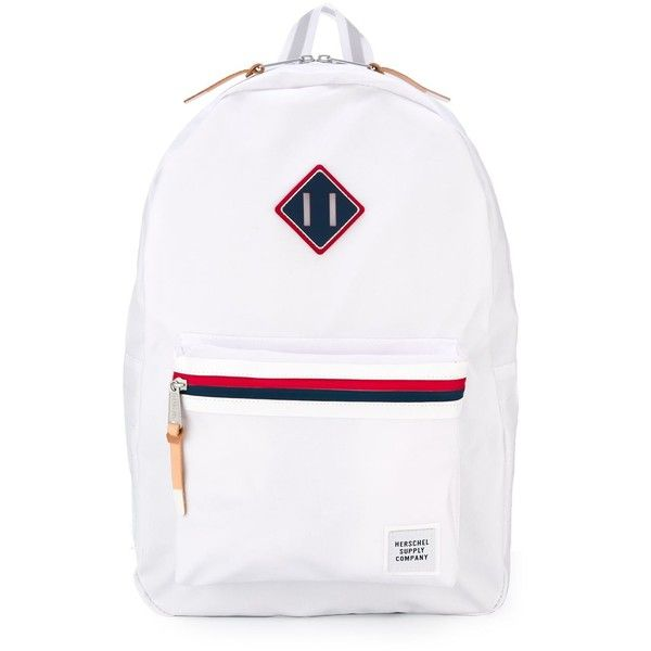 Herschel Supply Co. Heritage Backpack ( 85) ❤ liked on Polyvore ... 646298255c98c