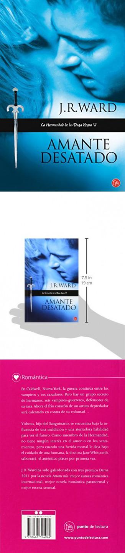 Amante Desatado (La Hermandad de la Daga Negra) (Spanish Edition)
