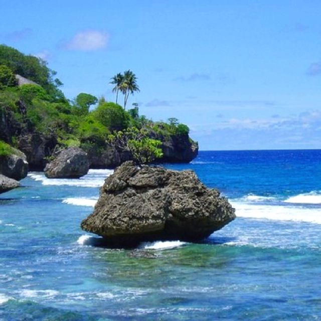 Island Beach People: Christmas Island, Island, Around The