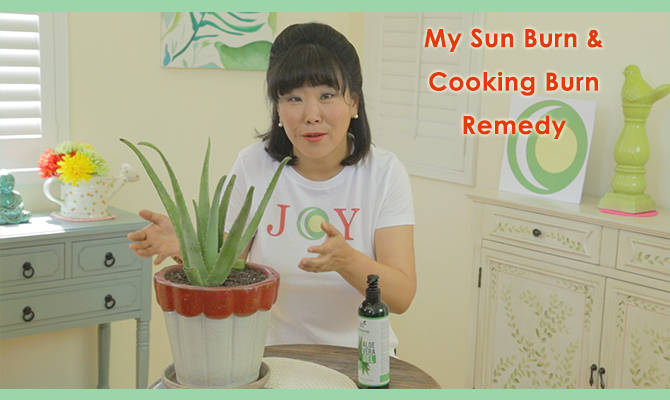 My Sun Burn & Cooking Burn Remedy! http//bit.ly/29cZ7SW