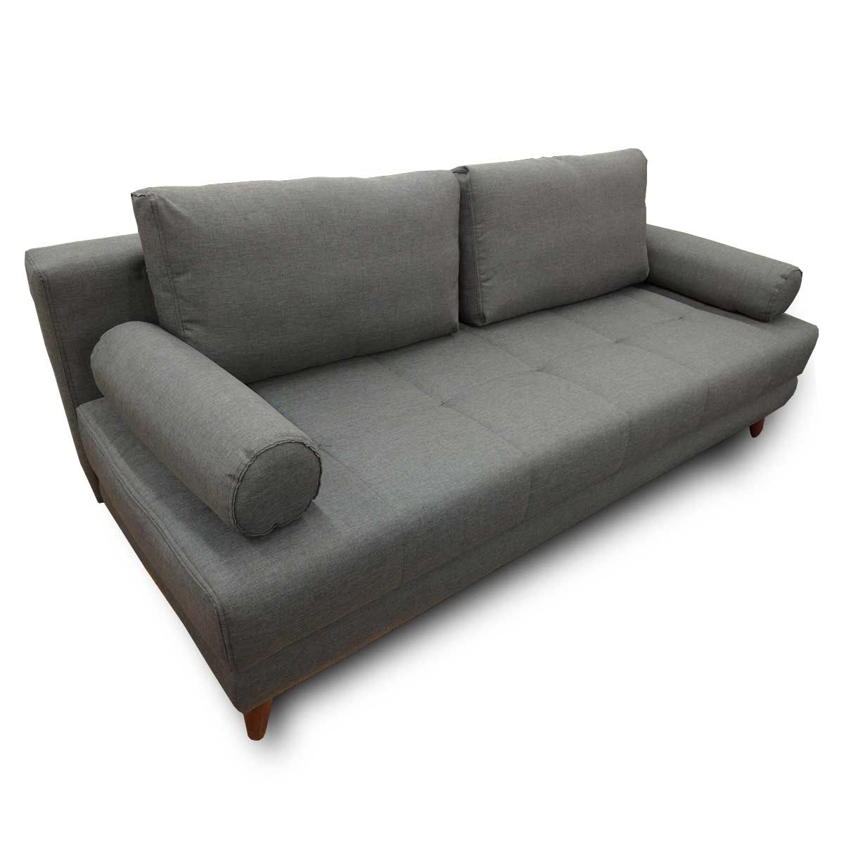 Brilliant Stella Diego Dark Gray Convertible Sofa Bed Queen Sleeper Home Interior And Landscaping Ologienasavecom