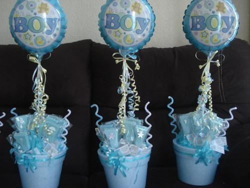 centros-de-mesa-para-babyjpg baby shower center pieces Pinterest - centros de mesa para baby shower